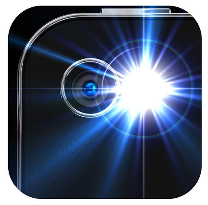 Flashlight app online zeit