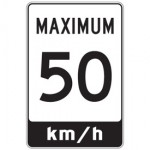 50 km speed